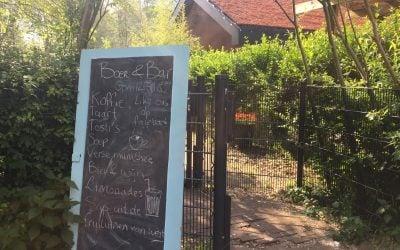Zaterdag 19 mei gaat onze buitenbar met terras weer open.