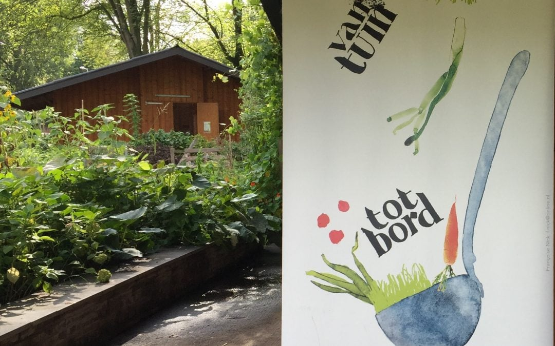 Kinderprogramma Van Tuin tot Bord Start 24 april!