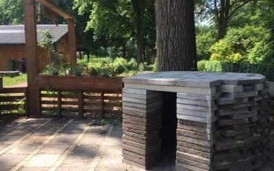 Donderdag 7 & vrijdag 8 juni: Workshop bouw Leemoven
