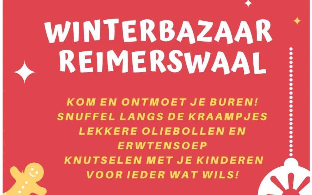 Winterbazaar vrijdag 14 december 2018