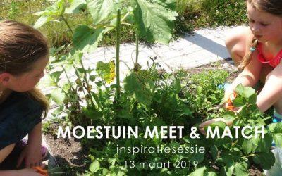 Kom ook naar de Moestuin Meet & Match