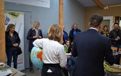 Gezondheidsfestival en opening leslokaal: start van een nieuw seizoen!
